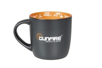 Gunfire Mug - Black