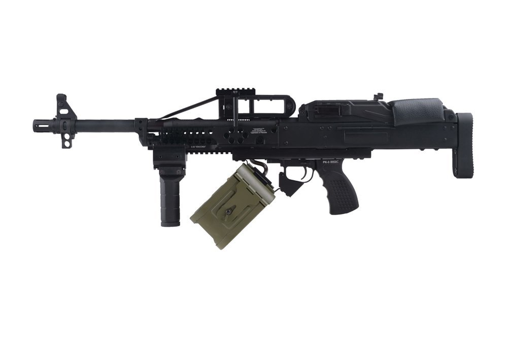 PKP BULLPUP Machine Gun Replica
